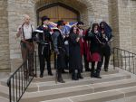 Assassin's Creed Syndicate group by TimeyWimey-007