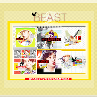 140520 Beast Iconset For FanFan by KFORWHAT