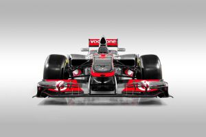 McLaren MP4-27 by curtisblade