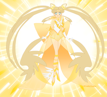 Sailor Senshi of The Sky by Oonou