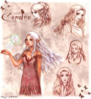 CENDRE for Orpheelin by shizune-mirage