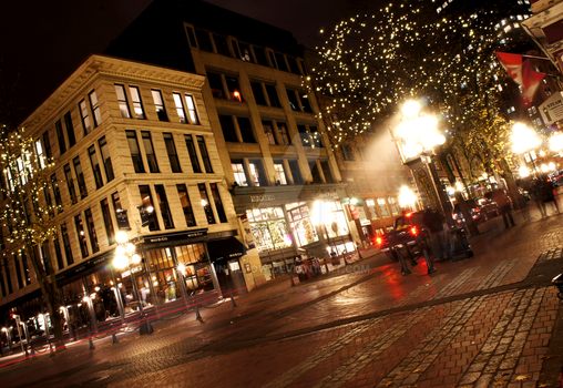 V.A.N. Gastown by Sunhillow