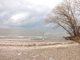 Hamlin Beach State Park - 3 by blackhavikgraphics