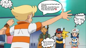 Silly ColdCoffeeShipping xDDDD by AshKetchumLove4ever