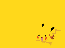 Pikachu Background by larsupars