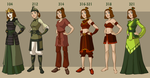 Suki's Wardrobe by DressUp-Avatar