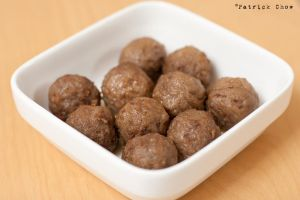 Swedish meat balls by patchow