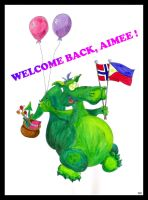 WELCOME BACK AIMEE by Avalancha