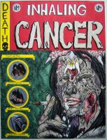 Inhaling Cancer by NickMockoviak