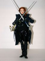 Mariana as a Action Figure 1 by Broadshore