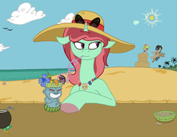 'Great' Vacations by xSeamair