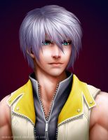 Riku (Short hair) by Nijuuni