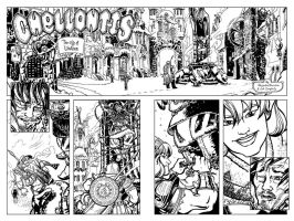 Chellontis pages 1 and 2 by Jebriodo