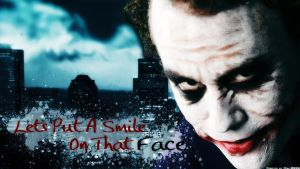 Let's Put A Smile On That Face by Ronnie8886