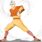 Aang by odairwho