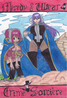 meredy and ultear- fairy tail by livefor-anime