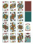 Bull Terrier Playing cards by KCretcher