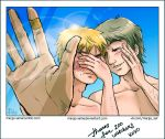 [APH] [RusUK] Don't look!! by Margo-sama