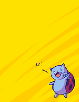 I'm Catbug!! by CandyClouds22