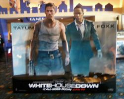 Movies 278  White House Down Display July 8th,2013 by CrappyMSPaintArt
