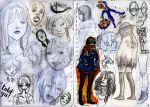 Sketchbook page 26 by AmeliaShire