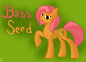 Babs Seed by Karpy96