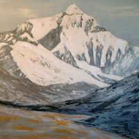 Everest - North Face by NausetSouth