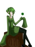 Saria by linkin20