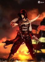 Pirate of Persia by eximmice