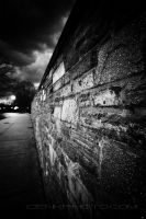 Another Brick On The Wall by cenkphoto