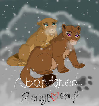 Abandoned (Book 1 of Divided Blood) Idea by rougeemp