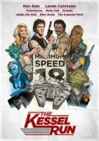 The Kessel Run by oldredjalopy