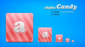 alpha Candy by ap-graphik