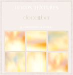 Textures { december } by tomycoffee
