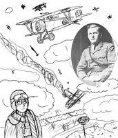 Week of Rememberance - Billy Bishop by ask-military-Canada
