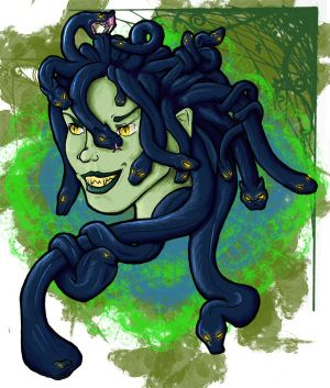 The Other Gorgon Sister