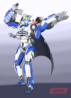 Autobot Strongarm 2.0 by destallano4