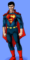 Superman 731 by stinson627