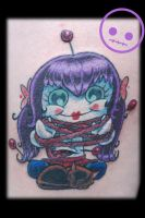 Cat's Cradle Voodoo Doll by Omedon