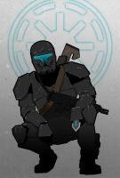 Republic Commando - Fi by flashmcgee