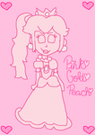 Pink Gold Peach~ by PinkPrincessPeachy