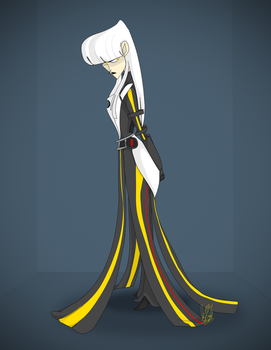 8-05-2013 GLaDOS by Wolf-Shadow77