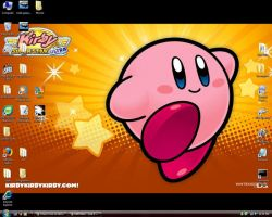 Kirby... My Hero by Chaos-Cow