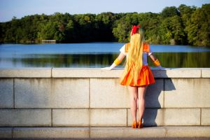 Sailor Venus - Protector Of Earth by Shiera-Sama