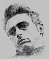 James Dean by Dr-Horrible