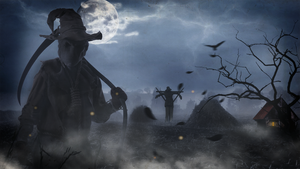 Scarecrow by hellonlegs