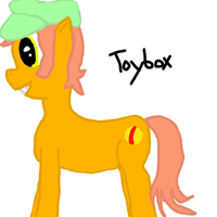 Toybox the Earth Pony by SkybornJazzHands