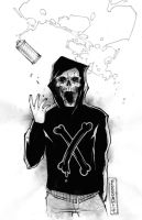 Xdeath. by Fezat1