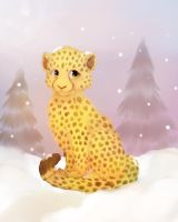 Cheetah by Kyuwa-kun