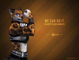 WE CAN DO IT by zorryn